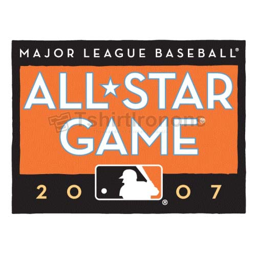 MLB All Star Game T-shirts Iron On Transfers N1290