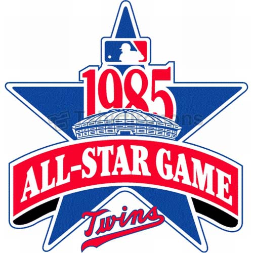 MLB All Star Game T-shirts Iron On Transfers N1342