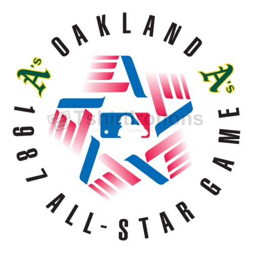 MLB All Star Game T-shirts Iron On Transfers N1344