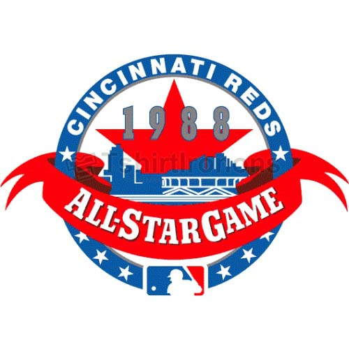MLB All Star Game T-shirts Iron On Transfers N1345