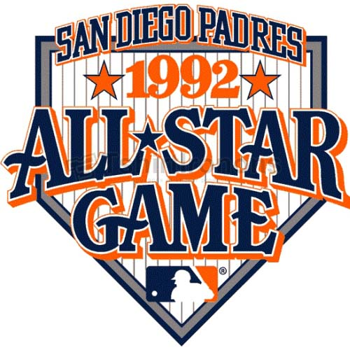 MLB All Star Game T-shirts Iron On Transfers N1349