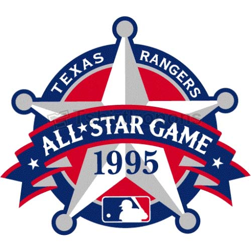 MLB All Star Game T-shirts Iron On Transfers N1352