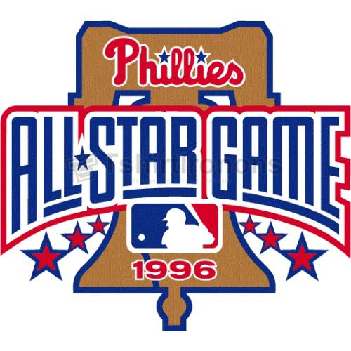 MLB All Star Game T-shirts Iron On Transfers N1353