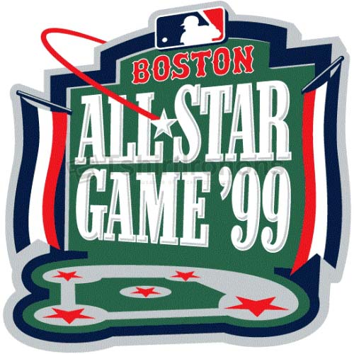 MLB All Star Game T-shirts Iron On Transfers N1356