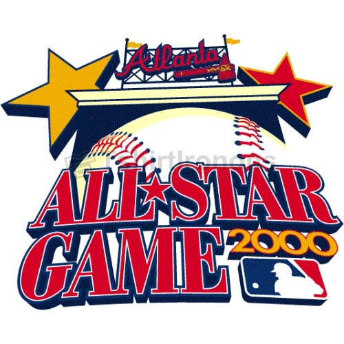 MLB All Star Game T-shirts Iron On Transfers N1357