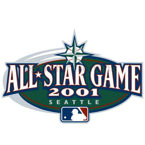MLB All Star Game T-shirts Iron On Transfers N1358