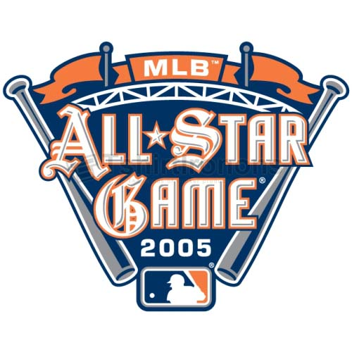 MLB All Star Game T-shirts Iron On Transfers N1362