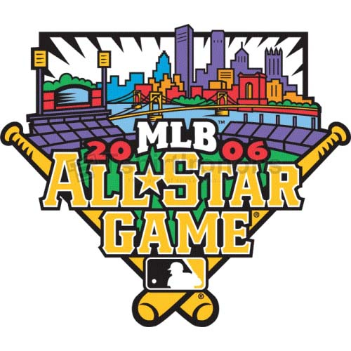 MLB All Star Game T-shirts Iron On Transfers N1363
