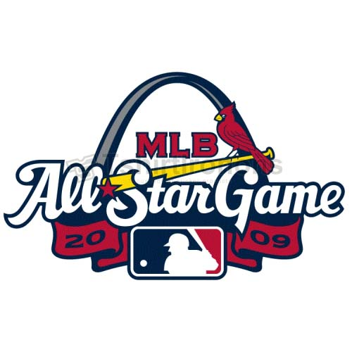 MLB All Star Game T-shirts Iron On Transfers N1366