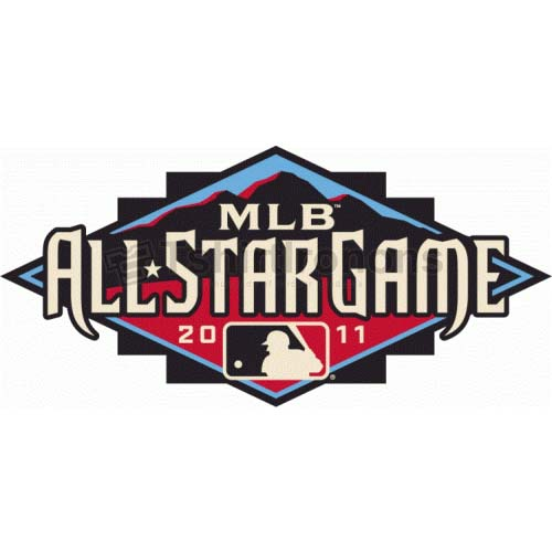 MLB All Star Game T-shirts Iron On Transfers N1368