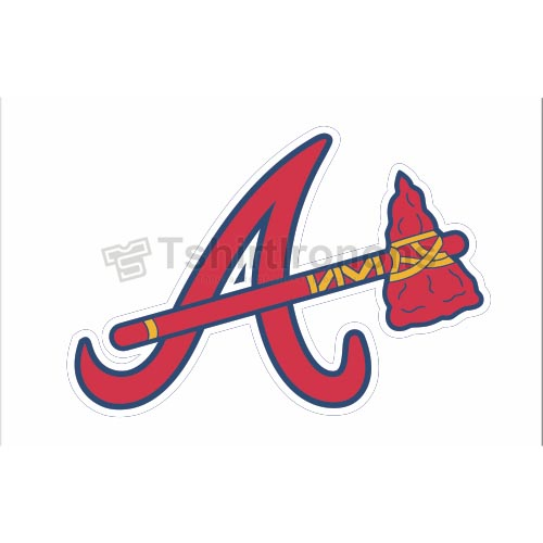 Atlanta Braves T-shirts Iron On Transfers N1402
