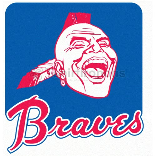 Atlanta Braves T-shirts Iron On Transfers N1405