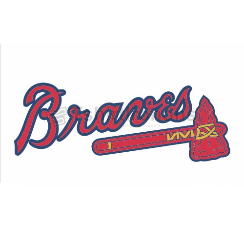 Atlanta Braves T-shirts Iron On Transfers N1408