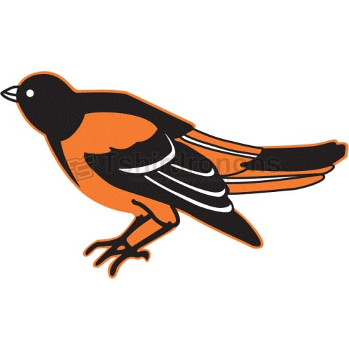 Baltimore Orioles T-shirts Iron On Transfers N1419
