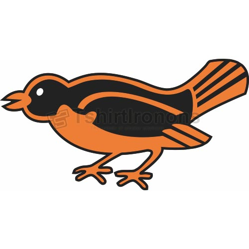 Baltimore Orioles T-shirts Iron On Transfers N1427