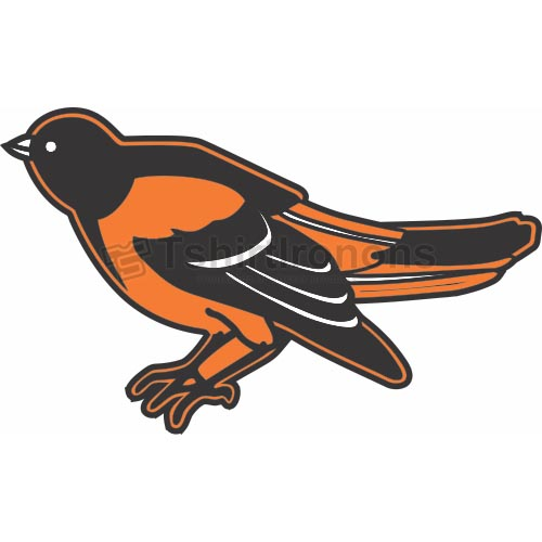 Baltimore Orioles T-shirts Iron On Transfers N1432