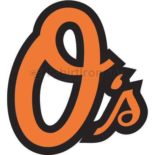 Baltimore Orioles T-shirts Iron On Transfers N1436