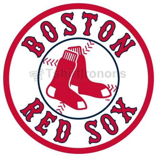 Boston Red Sox T-shirts Iron On Transfers N1454