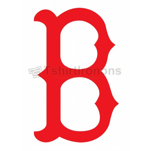 Boston Red Sox T-shirts Iron On Transfers N1460