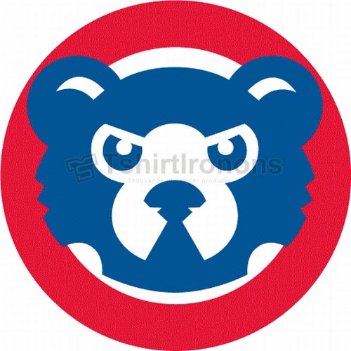 Chicago Cubs T-shirts Iron On Transfers N1479