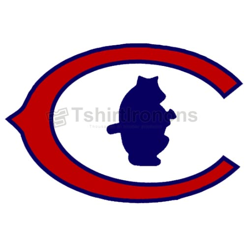 Chicago Cubs T-shirts Iron On Transfers N1487