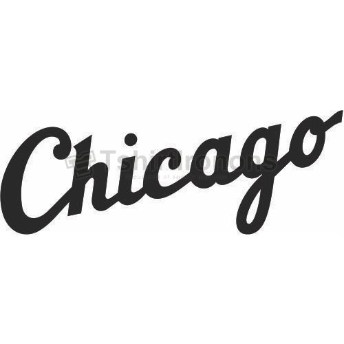 Chicago White Sox T-shirts Iron On Transfers N1494