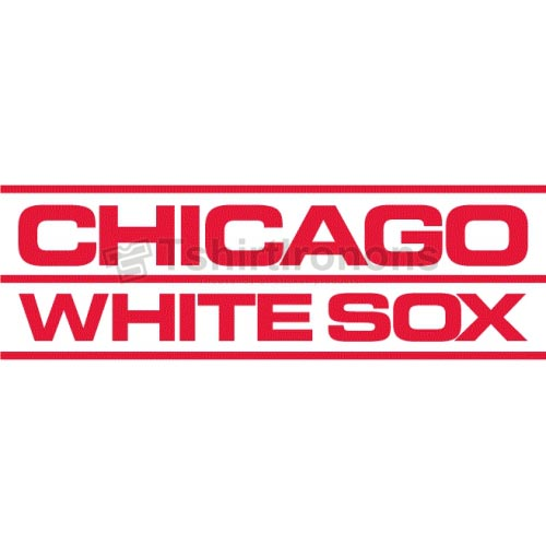 Chicago White Sox T-shirts Iron On Transfers N1512