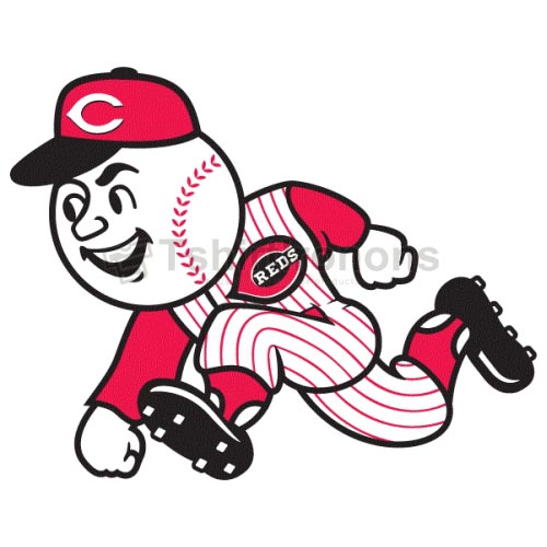 Cincinnati Reds T-shirts Iron On Transfers N1525