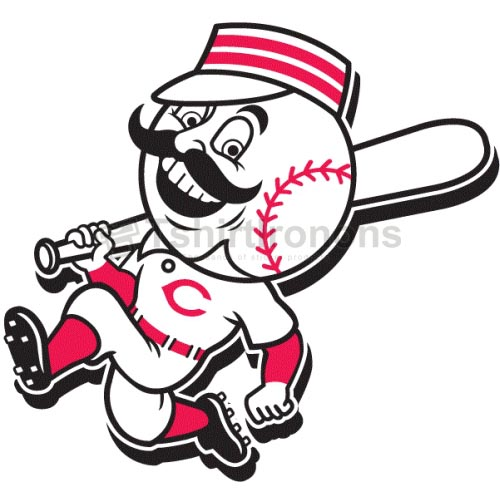 Cincinnati Reds T-shirts Iron On Transfers N1527