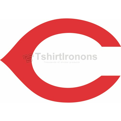 Cincinnati Reds T-shirts Iron On Transfers N1529