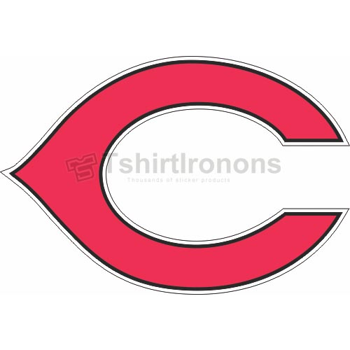 Cincinnati Reds T-shirts Iron On Transfers N1532