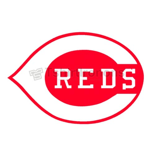 Cincinnati Reds T-shirts Iron On Transfers N1536