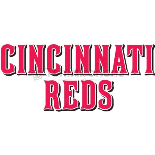 Cincinnati Reds T-shirts Iron On Transfers N1538