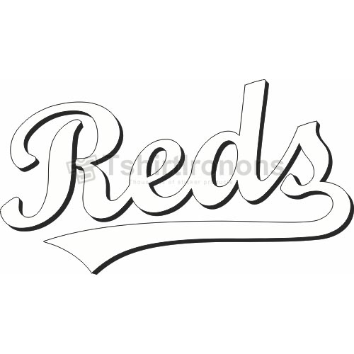 Cincinnati Reds T-shirts Iron On Transfers N1540
