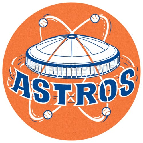Houston Astros T-shirts Iron On Transfers N1604
