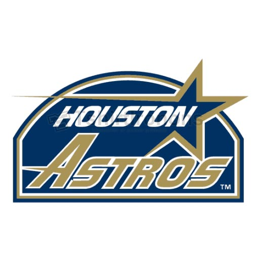 Houston Astros T-shirts Iron On Transfers N1606
