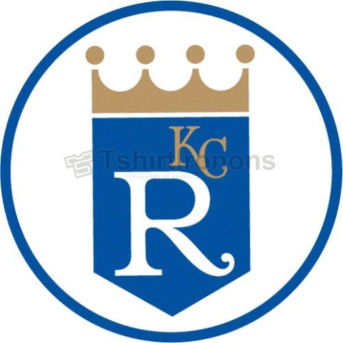 Kansas City Royals T-shirts Iron On Transfers N1615