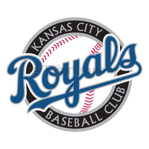 Kansas City Royals T-shirts Iron On Transfers N1617