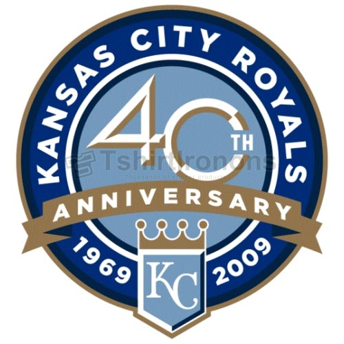 Kansas City Royals T-shirts Iron On Transfers N1621