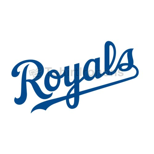Kansas City Royals T-shirts Iron On Transfers N1623