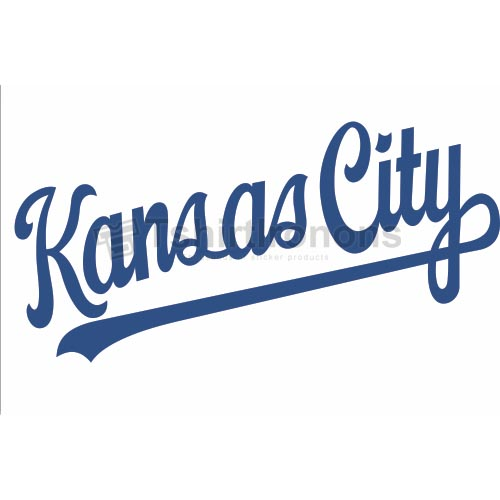 Kansas City Royals T-shirts Iron On Transfers N1624