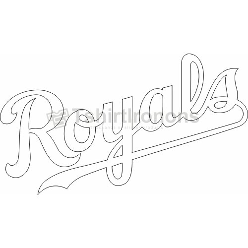Kansas City Royals T-shirts Iron On Transfers N1625