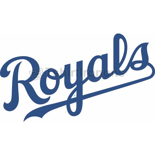 Kansas City Royals T-shirts Iron On Transfers N1627