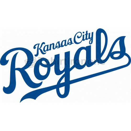 Kansas City Royals T-shirts Iron On Transfers N1628