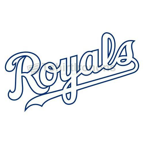 Kansas City Royals T-shirts Iron On Transfers N1629