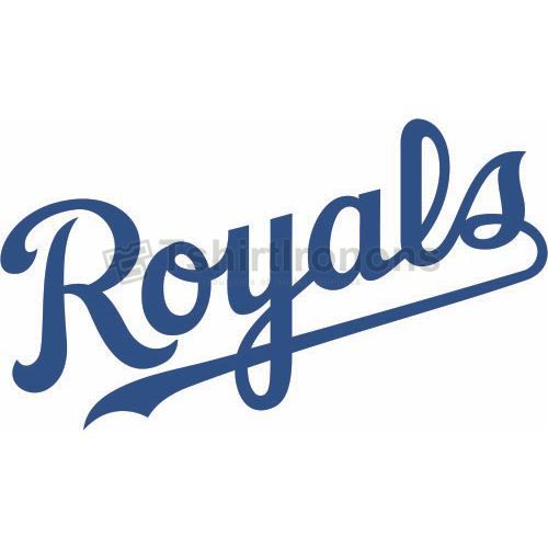 Kansas City Royals T-shirts Iron On Transfers N1630