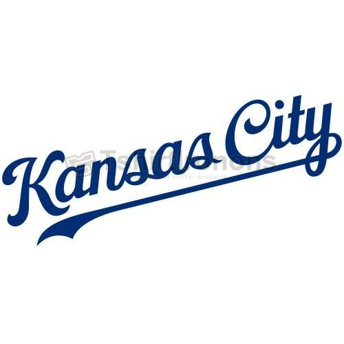 Kansas City Royals T-shirts Iron On Transfers N1631