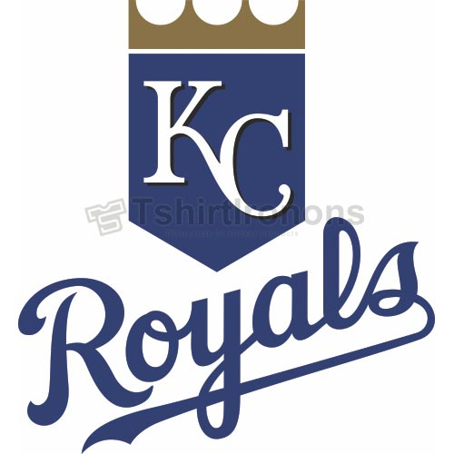 Kansas City Royals T-shirts Iron On Transfers N1632