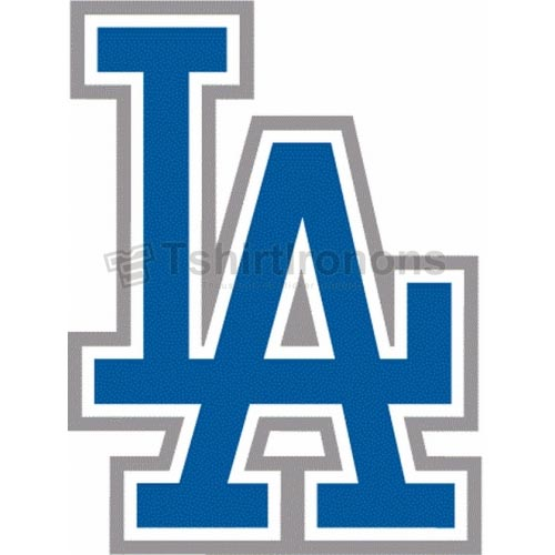 Los Angeles Dodgers T-shirts Iron On Transfers N1680