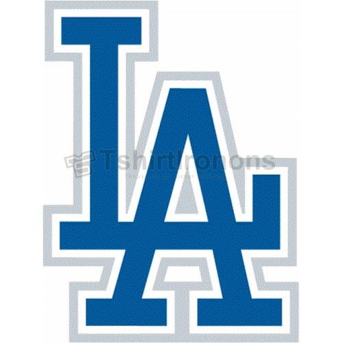 Los Angeles Dodgers T-shirts Iron On Transfers N1681